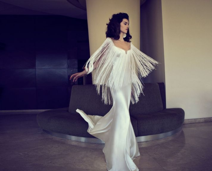 Zahavit Tshuba Wedding Dress 2013 Bridal 17