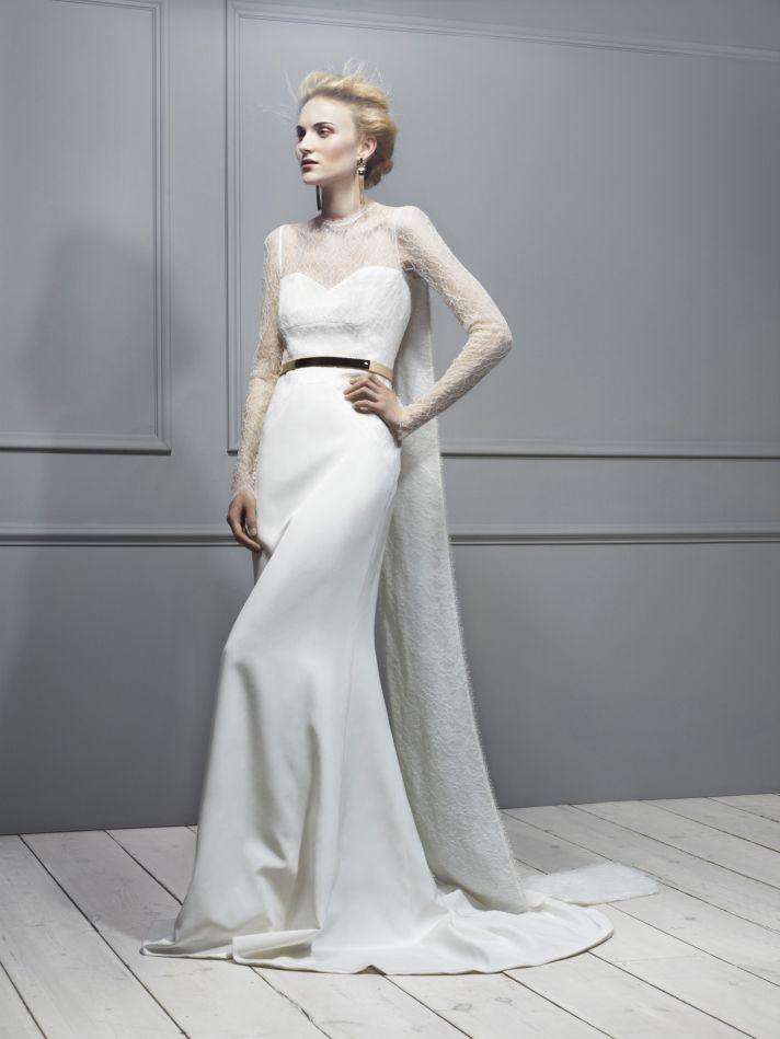 Antonio Berardi Wedding Dress 2013 Exclusive Bridal Designer Collection from Net a Porter