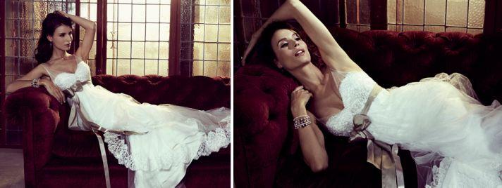 Elizabeth Stocktenstrom Wedding Dress 2013 Bridal 1