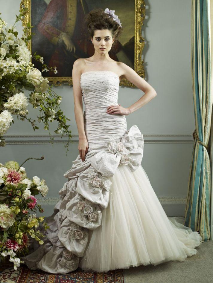 2013 Wedding Dress Ian Stuart Bridal Rhapsodia