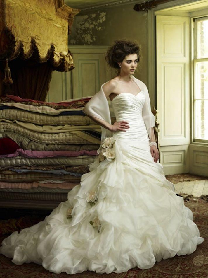 2013 Wedding Dress Ian Stuart Bridal Equador