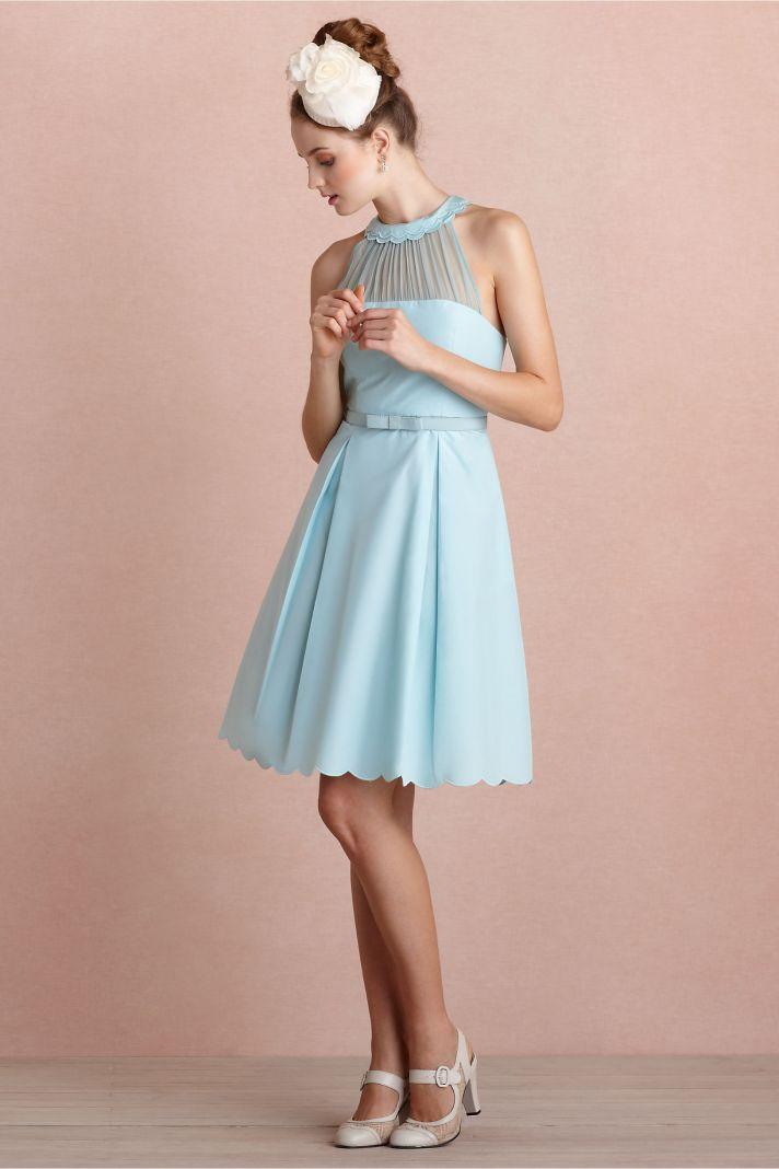 Sky Blue Wedding Dress 24 Epic Sky blue bridesmaid dress