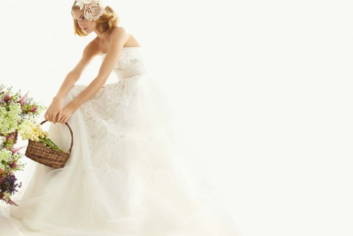 Melissa Sweet Wedding Gown 2013 Bridal