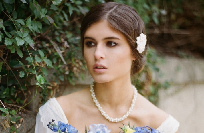 Bridal Beauty Wedding Makeup Ideas from Ruche 1
