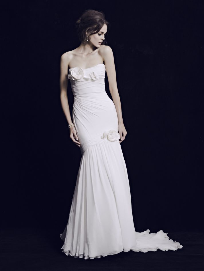 Mariana Hardwick Wedding Dress 2013 Bridal Classic 8