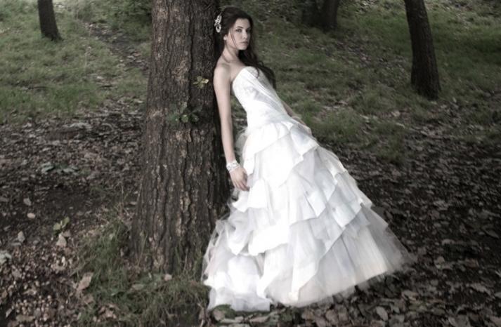 Mariana Hardwick Wedding Dress 2013 Bridal Aurlie