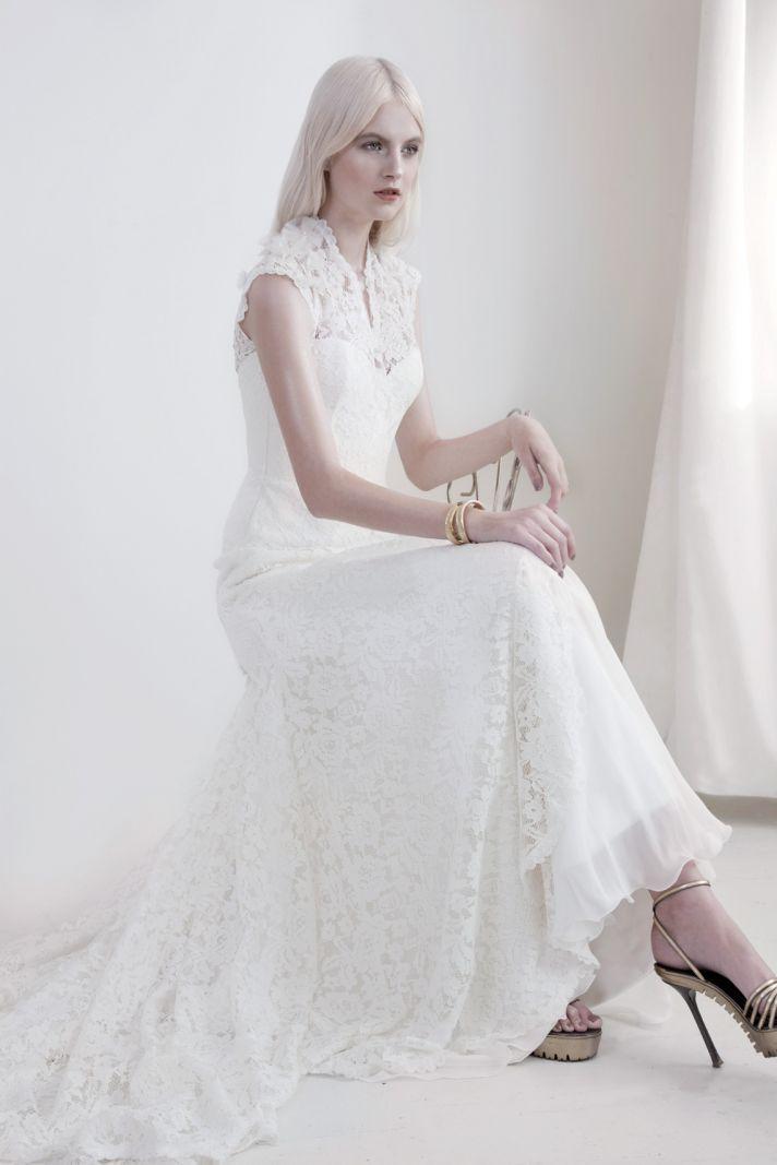 Mariana Hardwick Wedding Dress 2013 Bridal Amaryllis