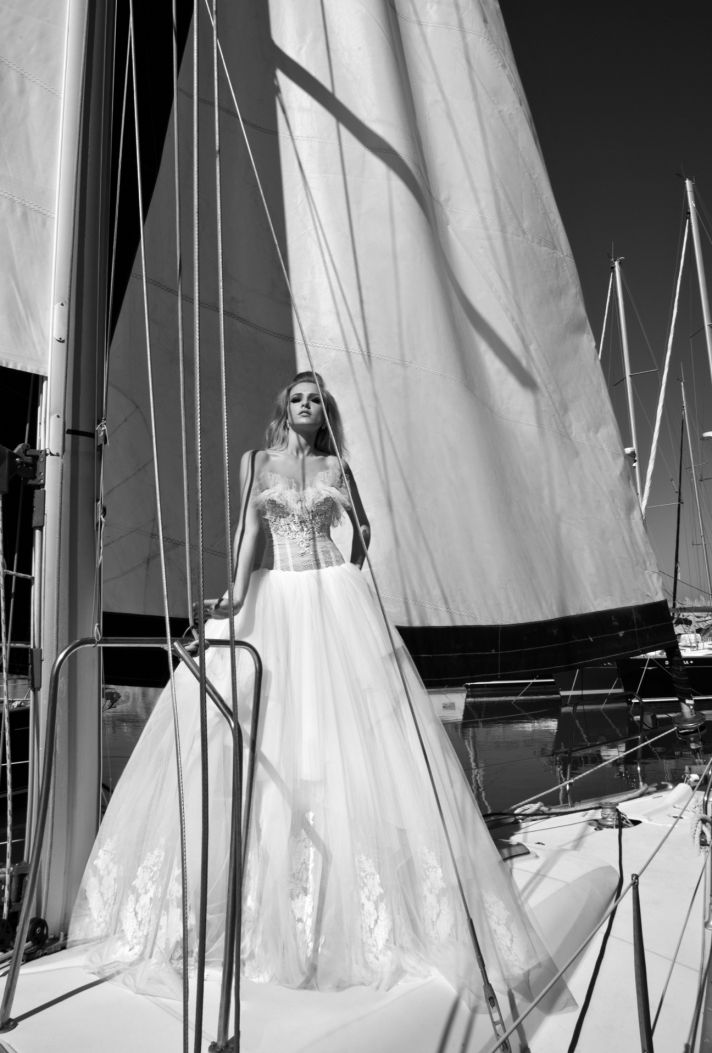 2013 Wedding Dress Galia Lahav Bridal Bjork