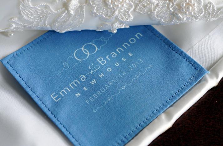 Something blue for budget brides 10