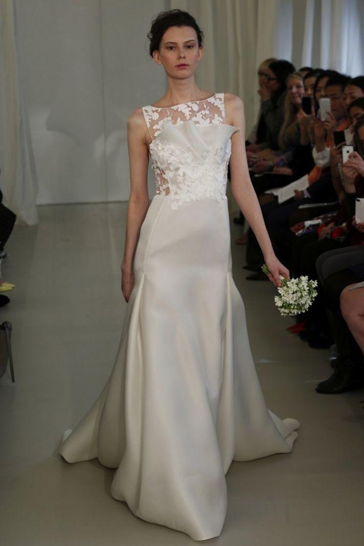 Angel Sanchez wedding dress Spring 2014