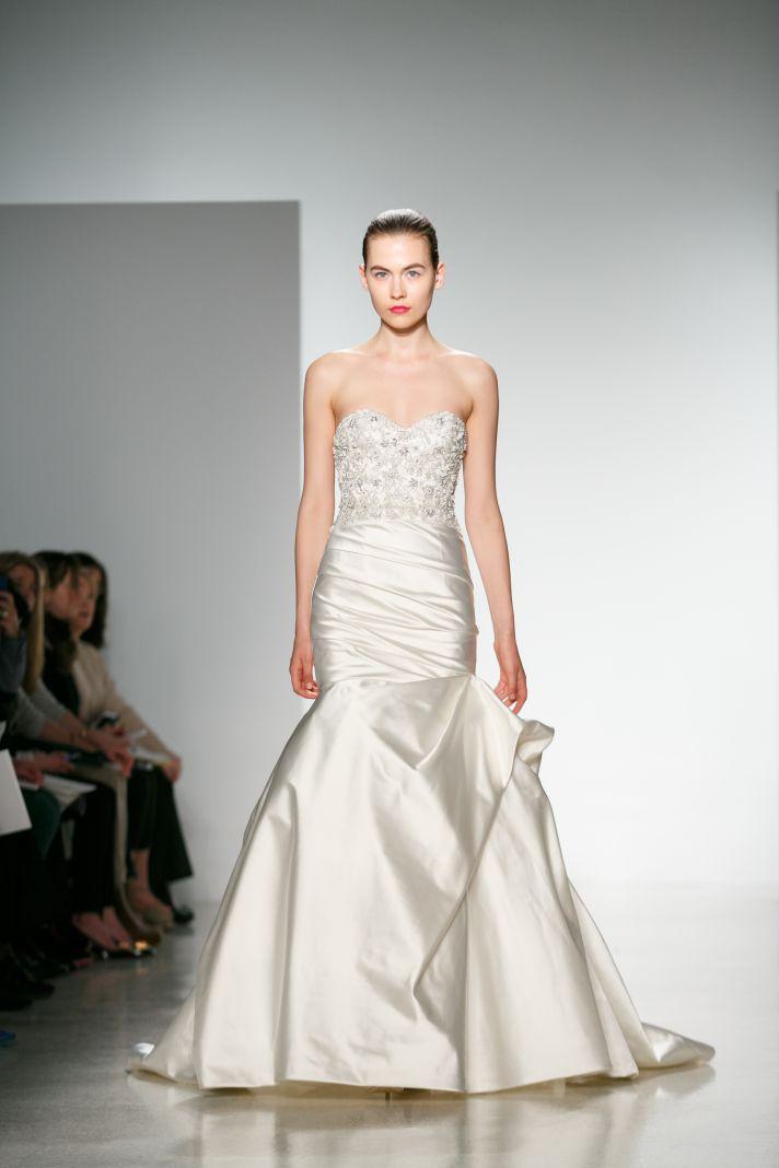 Kenneth Pool Spring 2014 Wedding Dress
