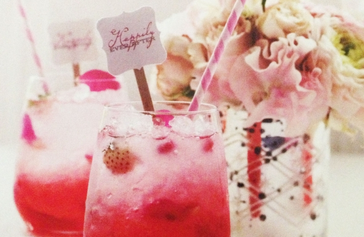 happily ever after drink stirs romantic