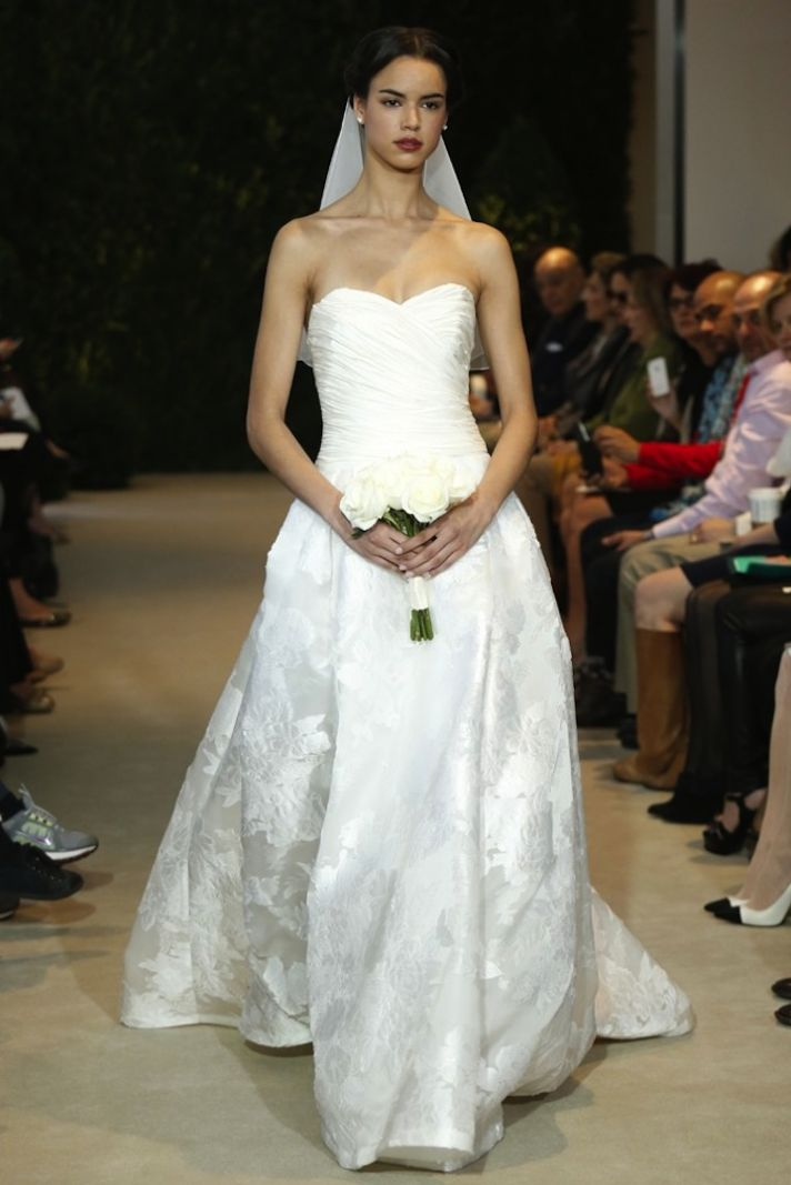 Carolina Herrera Wedding Dress Spring 2014 Bridal 23