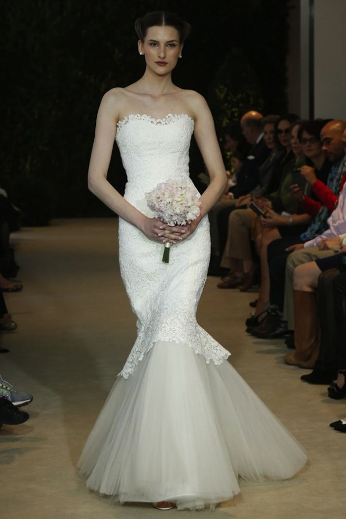 Carolina Herrera Wedding Dress Spring 2014 Bridal 13