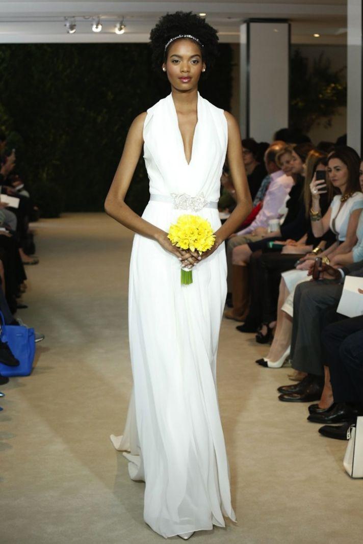 Carolina Herrera Wedding Dress Spring 2014 Bridal 4