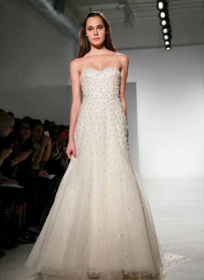 Christos Wedding Dress Spring 2014 Bridal 5b