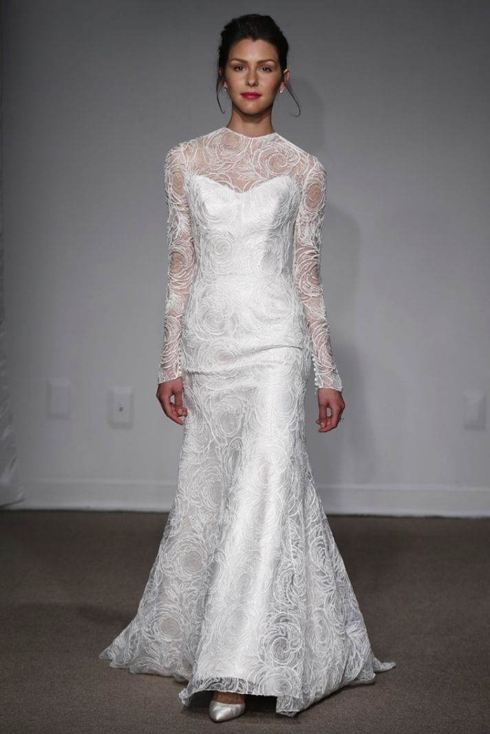 Spring 2014 Wedding Dress Anna Maier Bridal 2