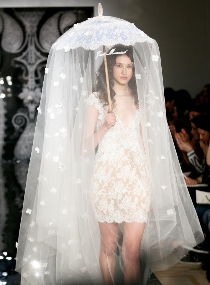 Reem Acra Wedding Dress Spring 2014 Bridal Nastasia Miri