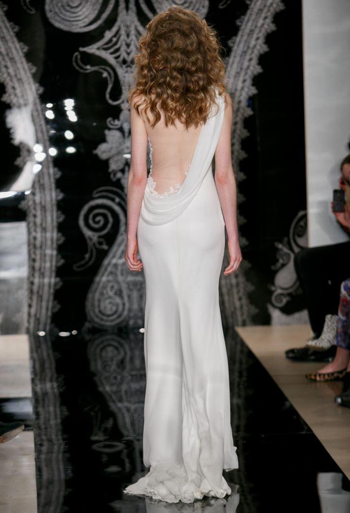 Reem Acra Wedding Dress Spring 2014 Bridal Alisha