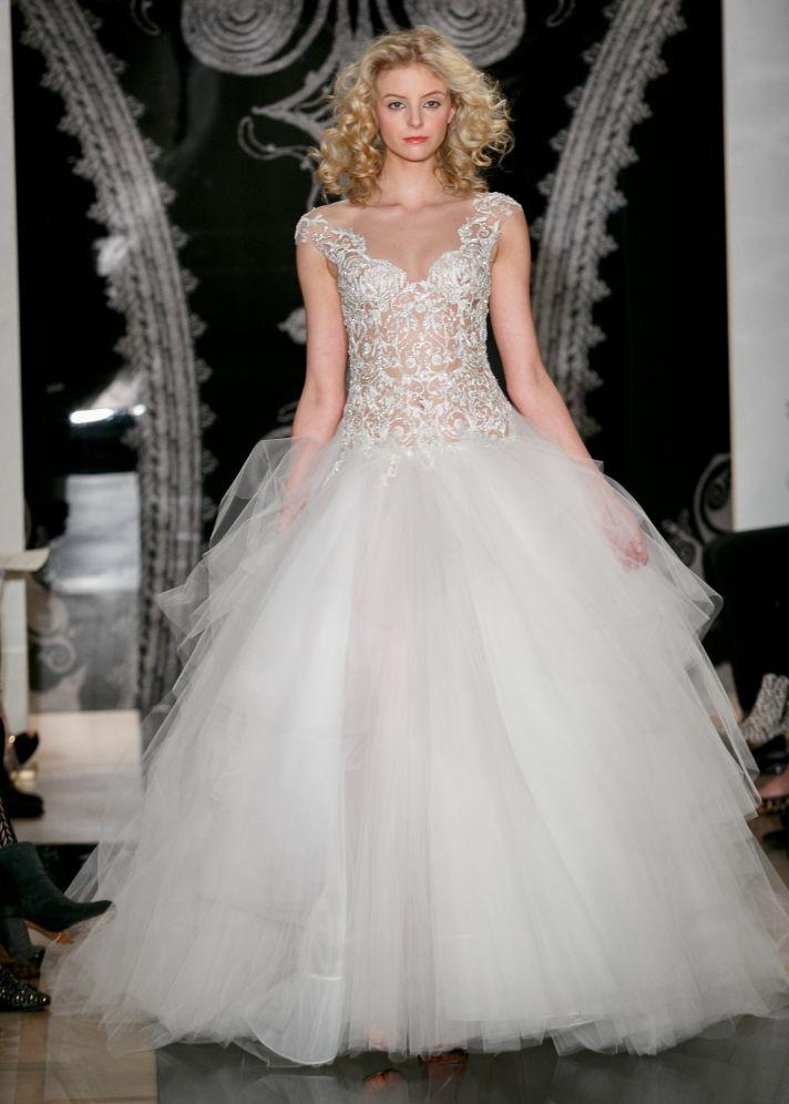 Reem Acra Wedding Gown 47 Cute Reem Acra wedding dress