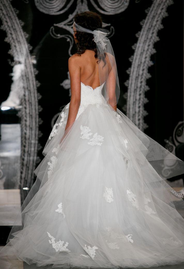 Reem Acra Wedding Dress Spring 2014 Bridal 22 2
