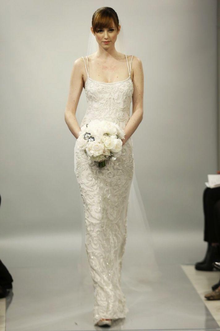 Theia White Collection Wedding Dresses Spring 2014 Bridal