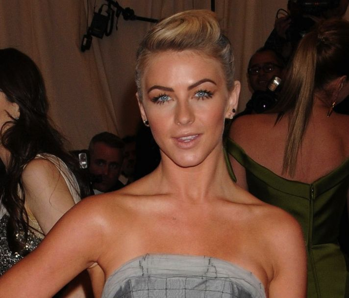 Met Ball 2013 wedding makeup inspiration Julianne Hough