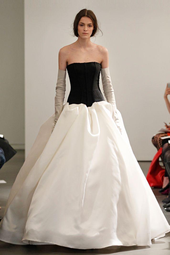 Vera Wang Wedding Dress Spring 2014 Bridal 5