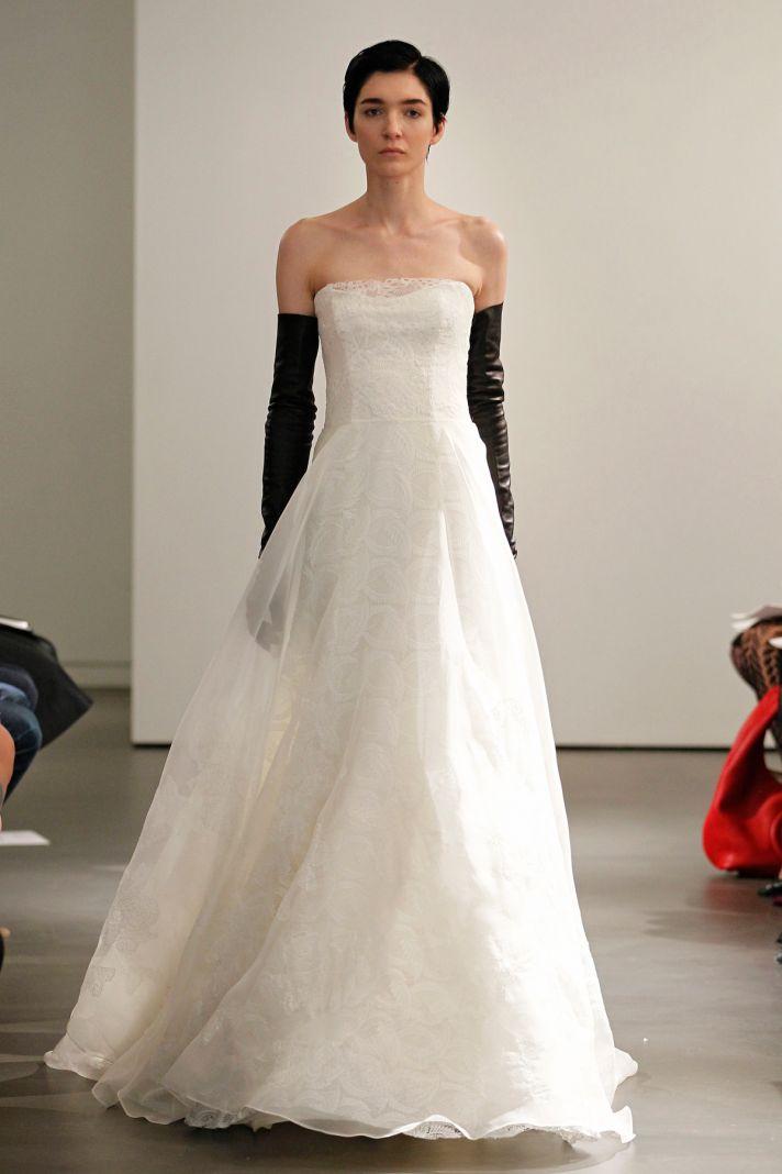 Vera Wang Wedding Dress Spring 2014 Bridal 10