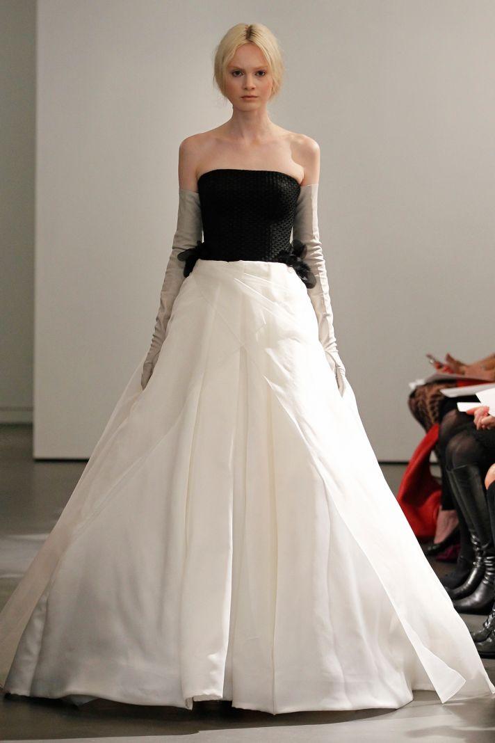 Vera Wang Wedding Dress Spring 2014 Bridal 15