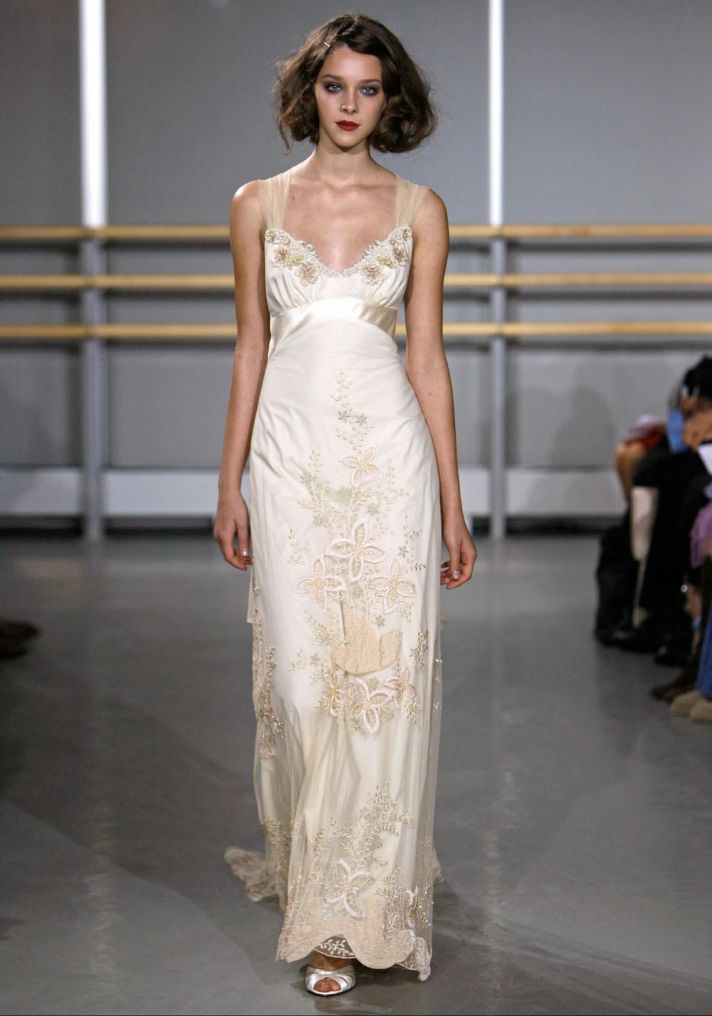 5 Bridal Designers On-Trend for Jazz Age Fashion