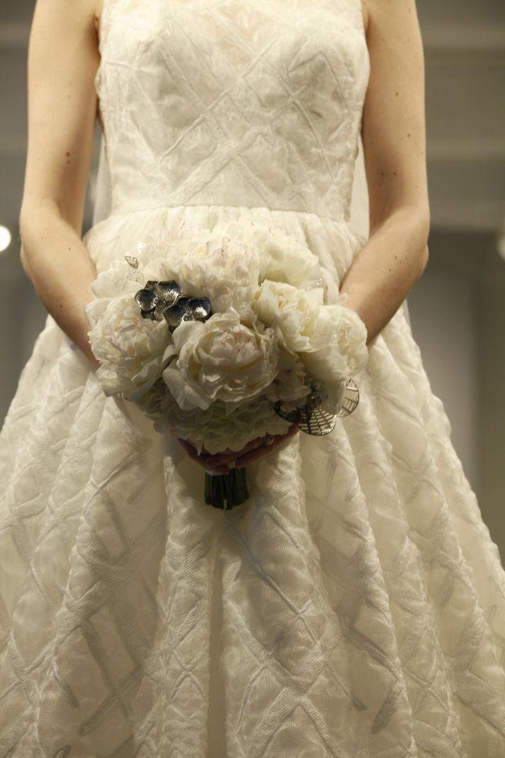 Theia Spring2014 wedding dress bridal gown Bella