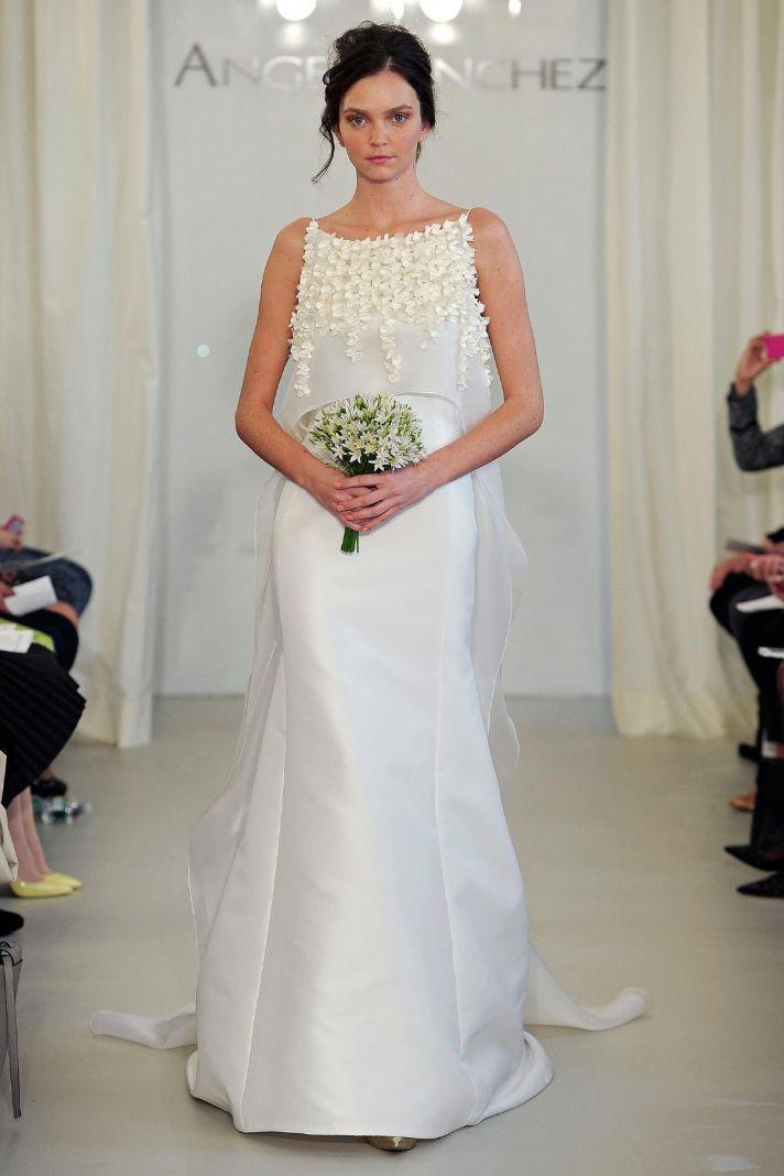 Angel Sanchez wedding dress Spring 2014 Bridal 16