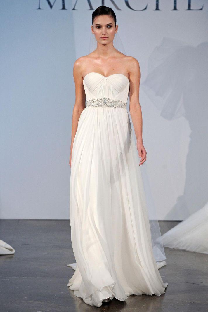 Marchesa wedding dress Spring 2014 bridal 14