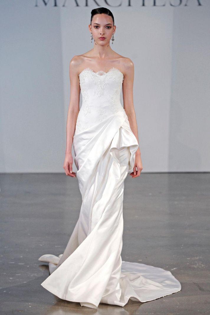 Marchesa wedding dress Spring 2014 bridal 4