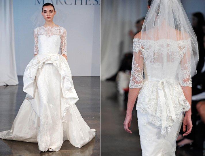 Marchesa wedding gowns Spring 2014 Bridal