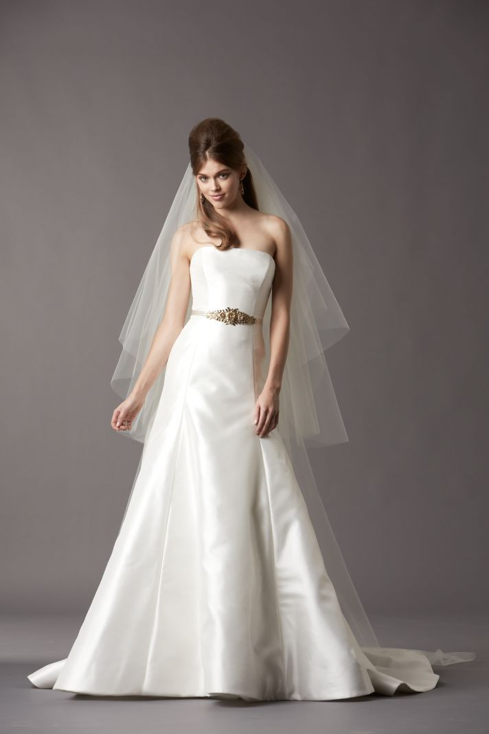Watters Bridal Gowns Fall 2013 Wedding Dress 4028B