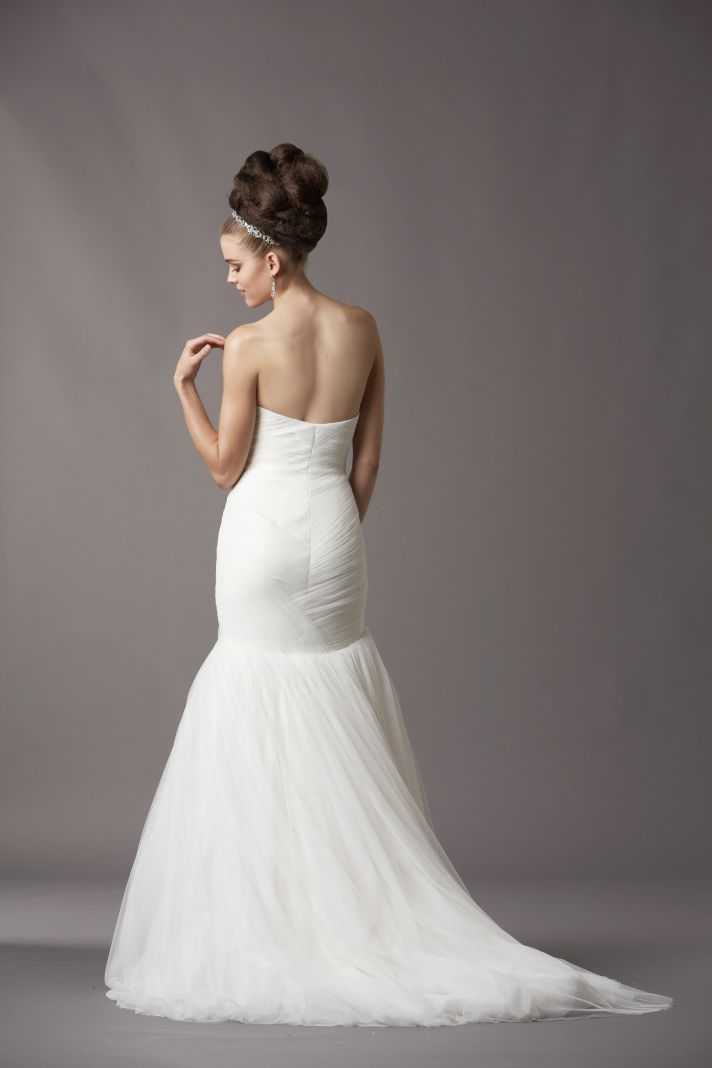 Watters Bridal Gowns Fall 2013 Wedding Dress 4056B
