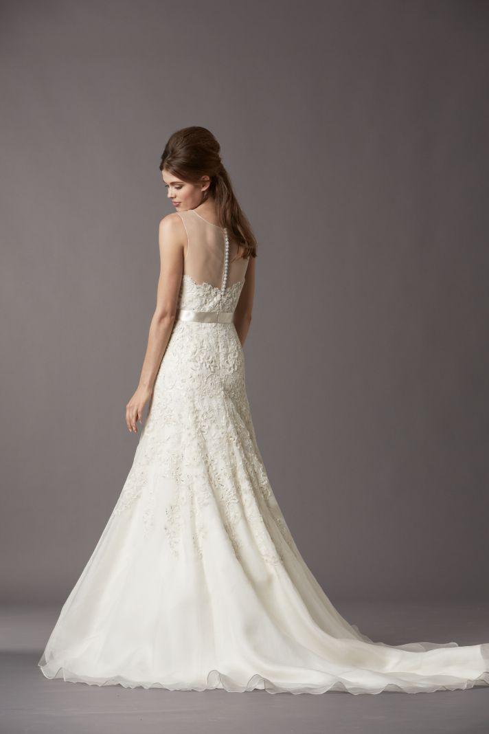 Watters Bridal Gowns Fall 2013 Wedding Dress 4071B