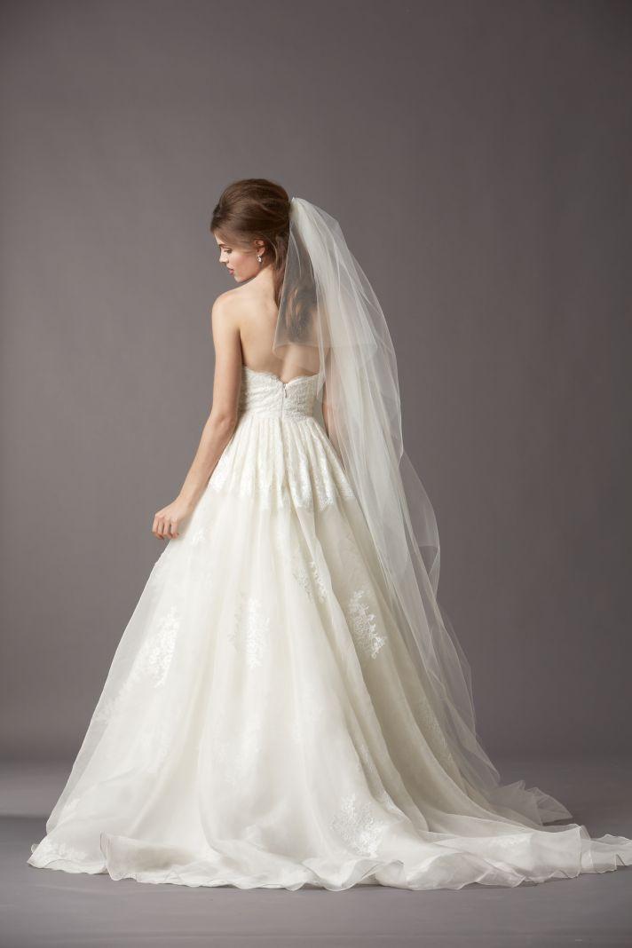 Watters Bridal Gowns Fall 2013 Wedding Dress EVANNA