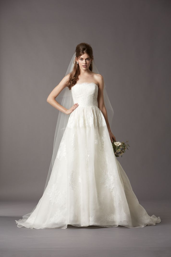 Watters Bridal Gowns Fall 2013 Wedding Dress EVANNA