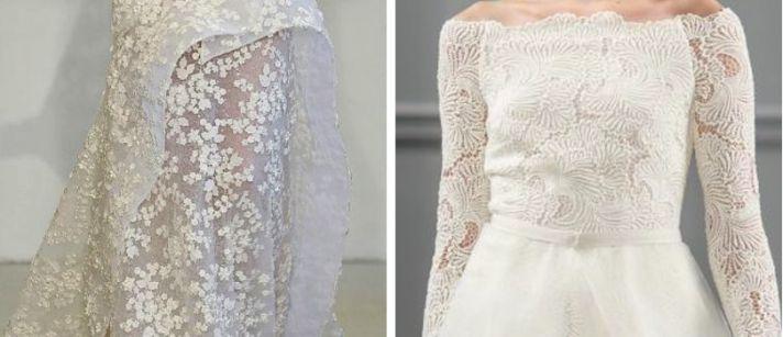 3 lace wedding dress trends spring 2014 fall 2013 modern angel sanchez monique lhuillier