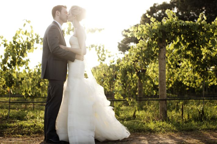 romantic winery wedding at villa bellezza hilary nicholas