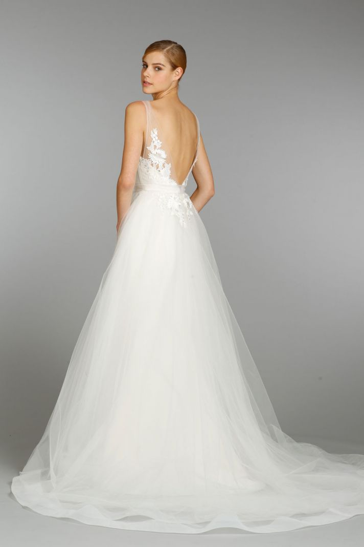 Tara Keely Wedding Dress Fall 2013 Bridal 2353