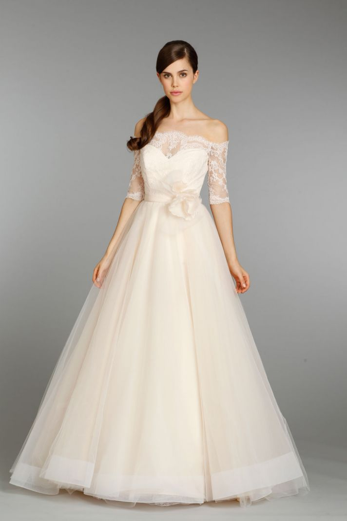 Tara Keely Wedding Dress Fall 2013 Bridal 2358
