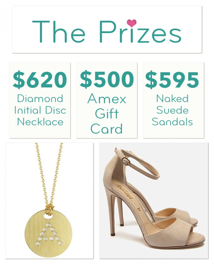 WEDDING PLANNING GIVEAWAY FROM ONEWED prizes 3