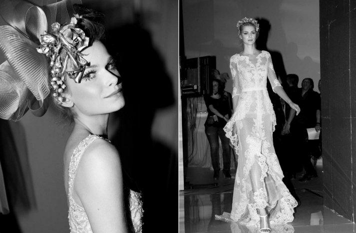 Pronovias bridal 2014 wedding dresses lace 2