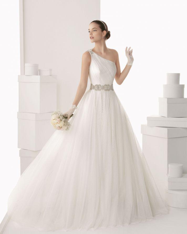 Rosa Clara wedding dress 2014 bridal Camelia