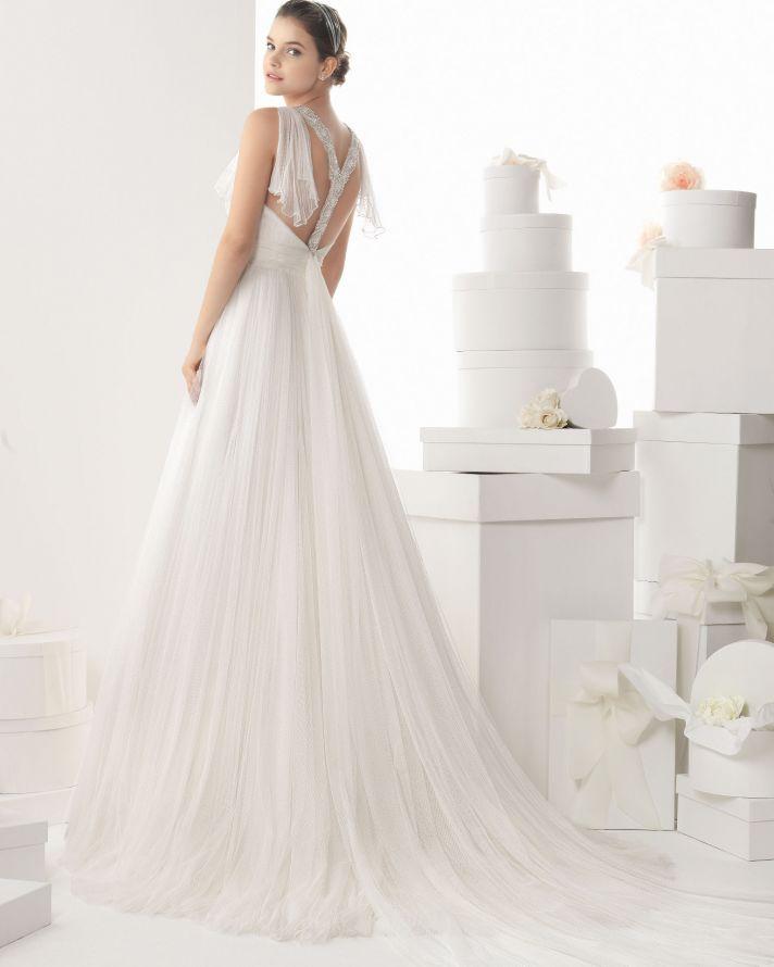 Rosa Clara wedding dress 2014 bridal Cadete