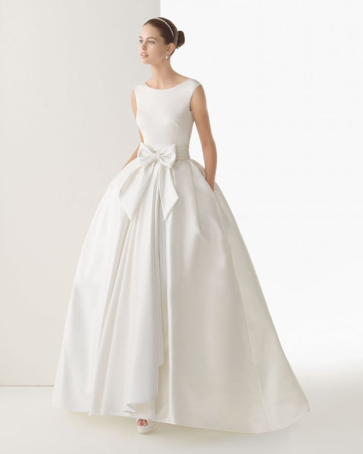37 magical wedding gowns from rosa clara 2014 onewed